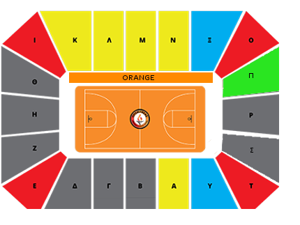 TICKETS ZONES STADIUM